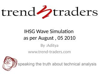 IHSG Wave Simulation.pps