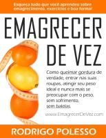 Ebook Emagrecer De Vez.pdf