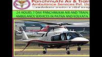 24 Hours Panchmukhi Air and Train Ambulance Services in Patna and Kolkata (1).mp4