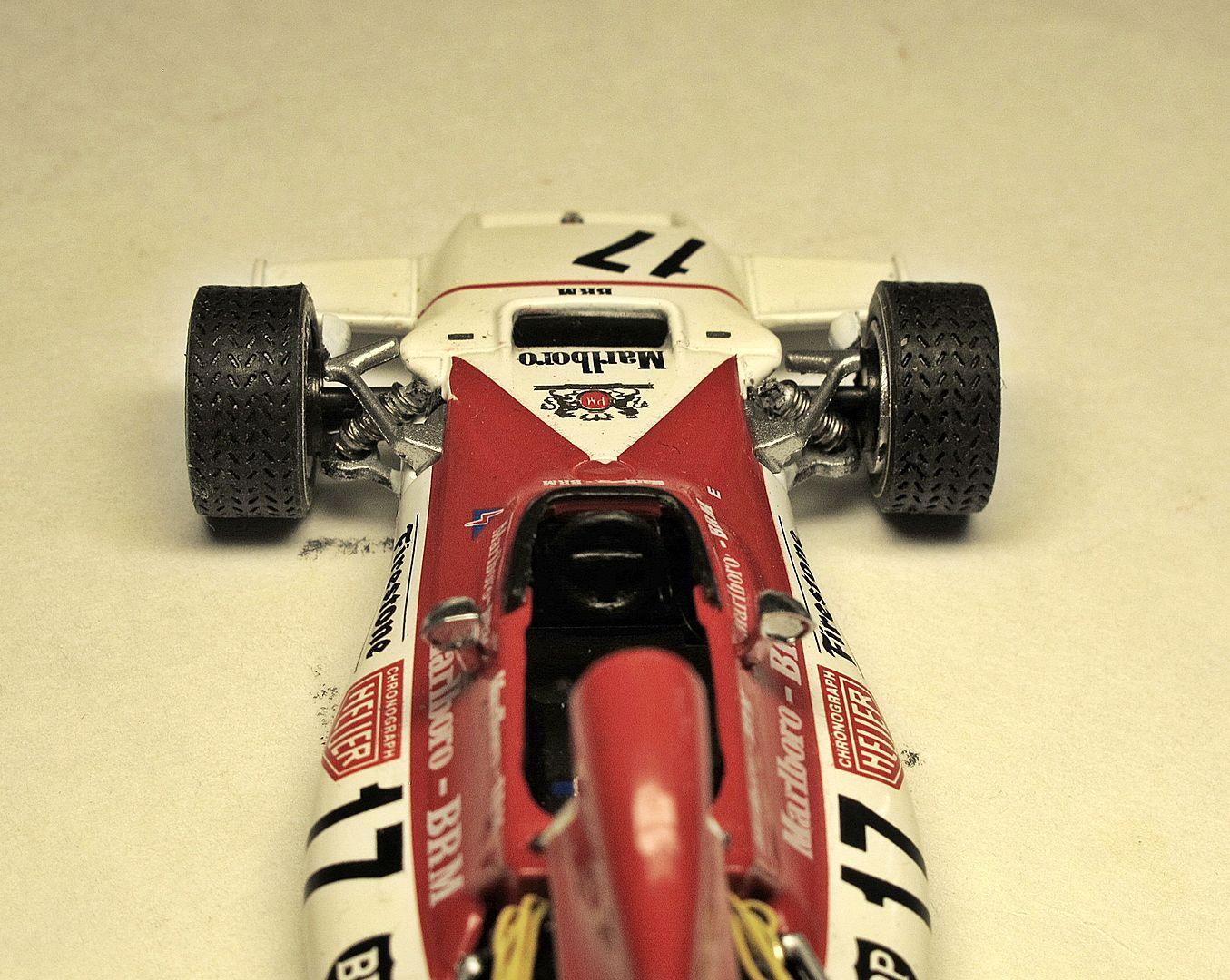Formula 1 №26 - BRM P160B - Жан-Пьер Бельтуаз (1972)