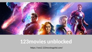 123movies unblocked.ppt