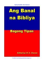 Tagalog Holy Bible - New Testament PDF.pdf