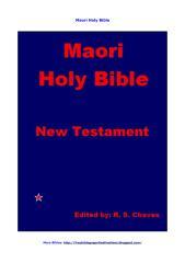 Maori Holy Bible New Testament.pdf