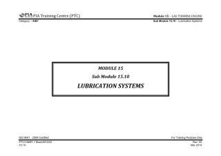 PTC B1.1 Notes - Sub Module 15.10 (Lubrication Systems).pdf