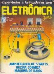 Experiências e Brincadeiras com Eletrônica Jr - Nº03 - Dez-Jan1985.pdf