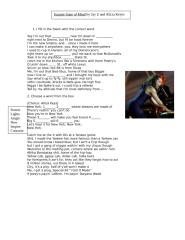 Empire State of Mind song worksheet.doc