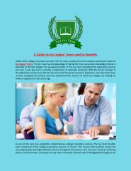 A_Guide_to_Ivy_League_Tutors_and_Its_Benefits.PDF