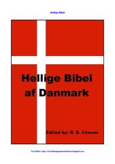 Danish Holy Bible New Testament - Dinamarquês.pdf