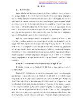 [tuoitrebentre.vn] Giải pháp nâng cao chất lượng đội ngũ cán bộ công chức ở UBND Huyện Bình Chánh Tp. HCM.pdf