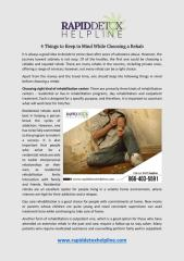 4 Things to Keep in Mind While Choosing a Rehab.pdf