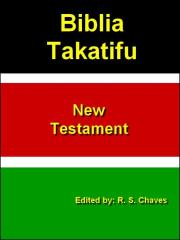 Swahili Holy Bible New Testament TOC PDF.pdf
