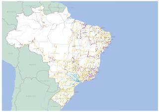 mapa rodoviário do brasil.pdf