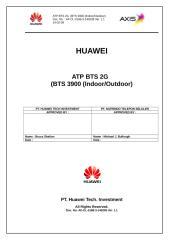 (2) ATP BTS 3900A final NTS_Wanasaba_LBTR011 ver1.1.doc