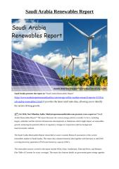 Saudi Arabia Renewables Report (1).doc