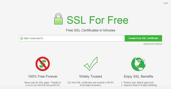 Free_SSL_Certificate_provider