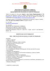 Texto Técnico Básico (Consulta Pública da NR 01 - GSST).doc