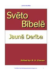 Latvian Holy Bible New Testament- Letônia.pdf