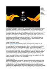Europa league heute (2).docx