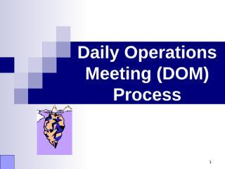 DOM Process - Arabic.ppt