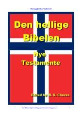 Norwegian Holy Bible New Testament- Noruegês.pdf