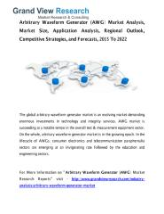 Arbitrary Waveform Generator (AWG) Market.pdf