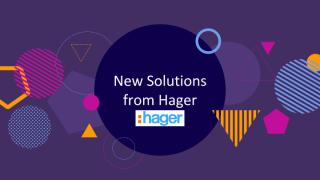 New Solutions from Hager.pdf