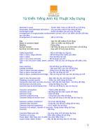 Từ điển tiếng Anh kỹ thuật xây dựng - Tài liệu, ebook, giáo trình, hướng dẫn.pdf