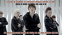 [sub Español] Super Junior - Mr. Simple